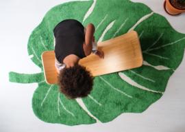 Wobbel Pro Bamboo met vilt
