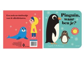 Pinguin Waar Ben Je