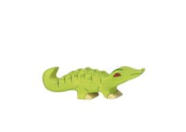 Holztiger Krokodil klein 80175