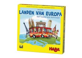Haba -  Landen van Europa