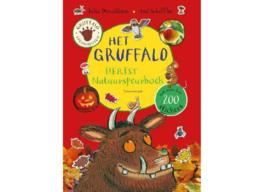 Gruffalo Natuurspeurboek Herfst