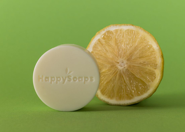 HappySoaps Body Lotion Bar Fresh Bergamot