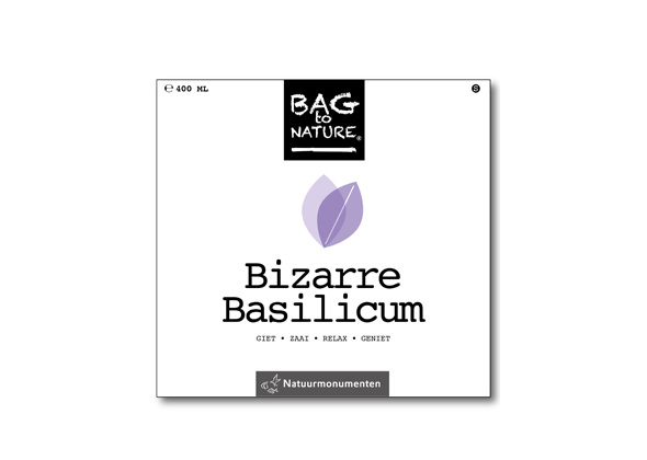 Seed For Food - Bizarre Basilicum