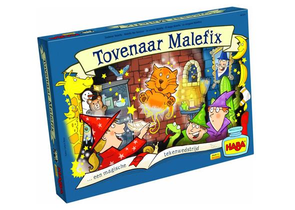 Haba - Tovenaar Malefix