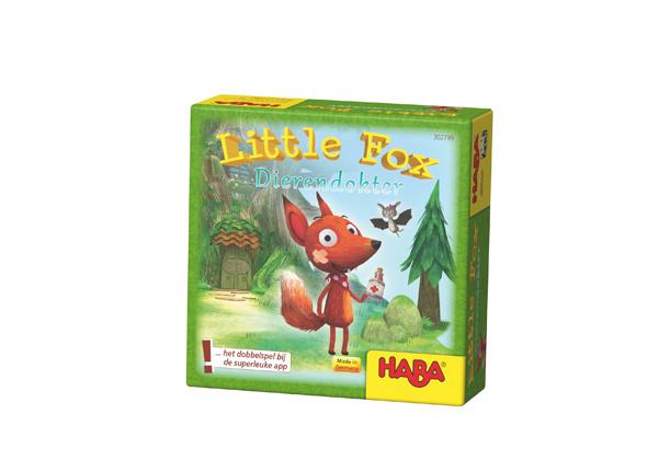 Haba - Little Fox Dierendokter