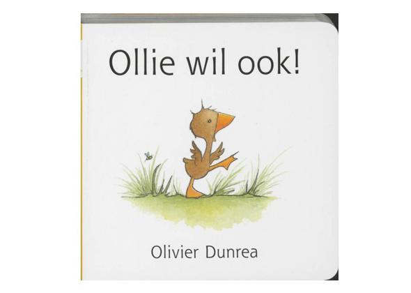Ollie wil ook!