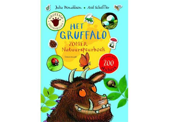 Gruffalo Natuurspeurboek Zomer