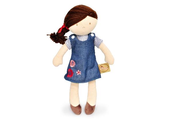 Bonikka Girl Doll Ruby