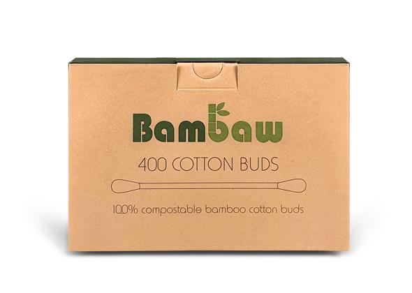BamBaw Wattenstaafjes 400 st