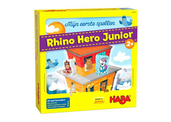 Haba -  Rhino Hero Junior