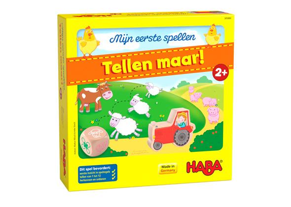 Haba -  Tellen Maar