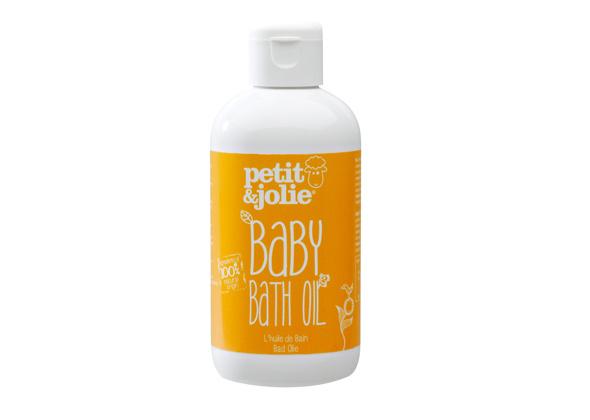 Petit & Jolie Baby Bath Oil