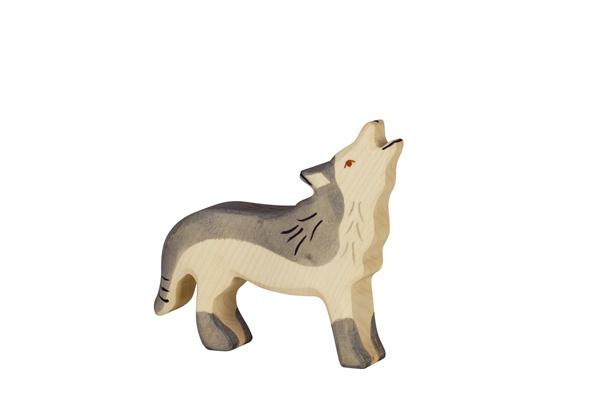 Holztiger Wolf 80109