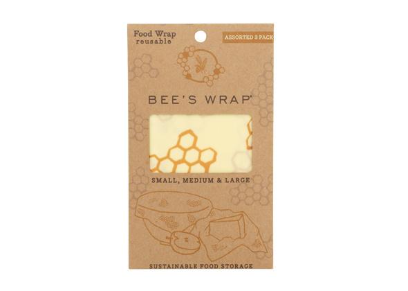Bee's Wrap 3-pack Starterset