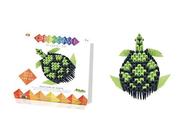 Creagami - Schildpad