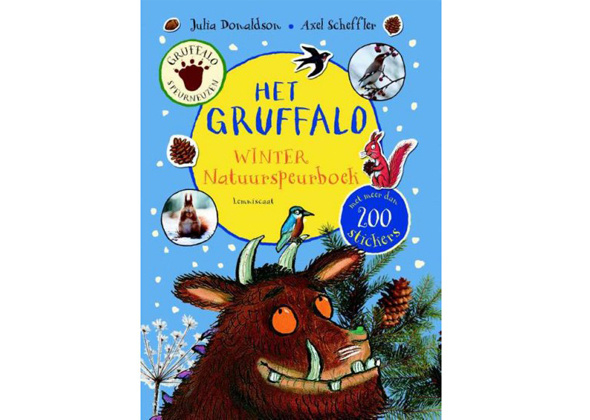 Gruffalo Natuurspeurboek Winter