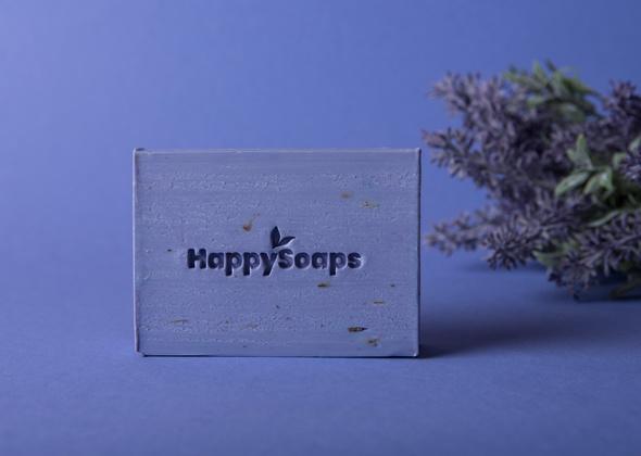 HappySoaps Body Bar Lavendel