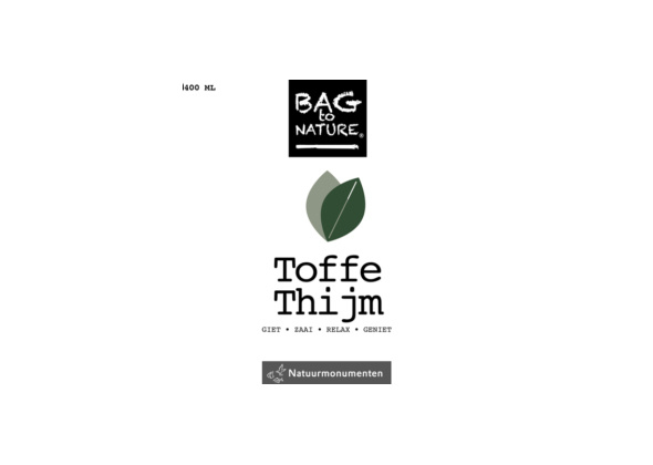 Seed For Food - Toffe Thijm