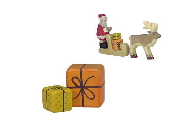 Holztiger 2 geschenkjes 8680319