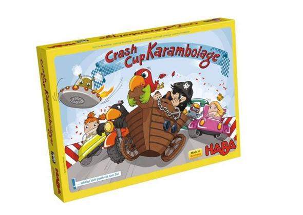 Haba - Crash Cup Karambolage