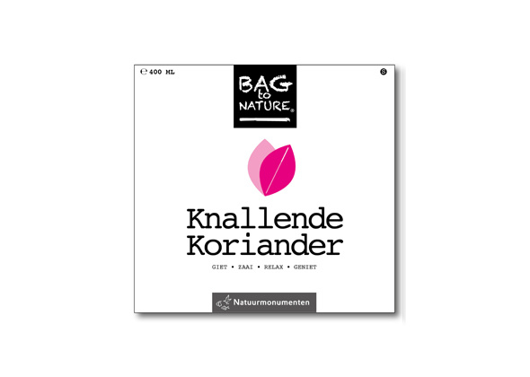 Seed For Food - Knallende Koriander