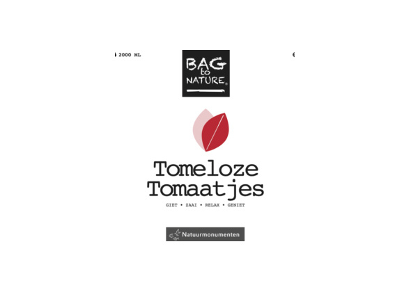 Seed For Food - Tomeloze Tomaatjes