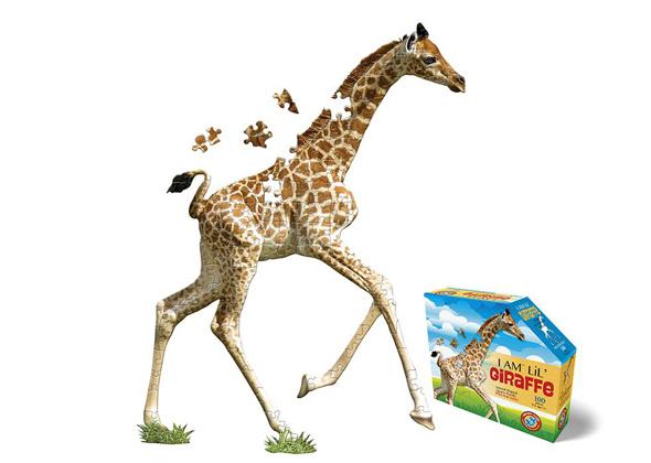 I Am Lil - Giraffe