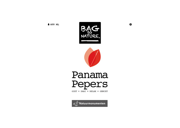 Seed For Food - Panama Pepers