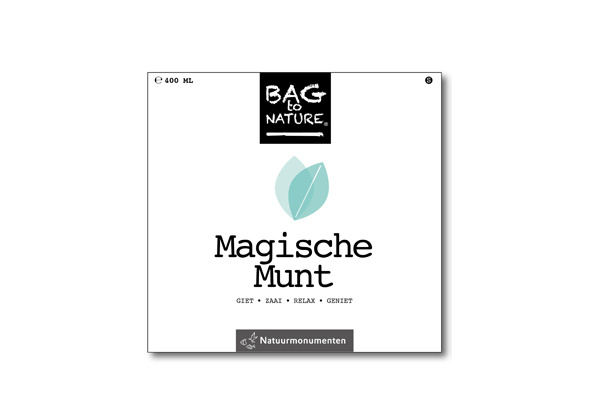 Seed For Food - Magische Munt