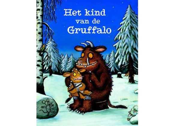 Kind van de Gruffalo Prentenboek