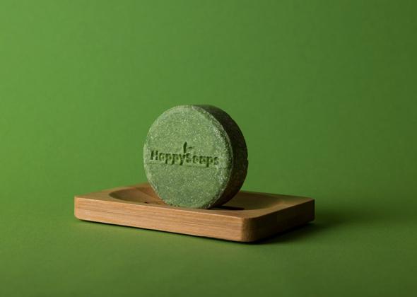 HappySoaps Shampoo Bar Aloe You Vera Much