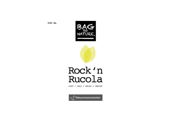 Seed For Food - Rock'n Rucola