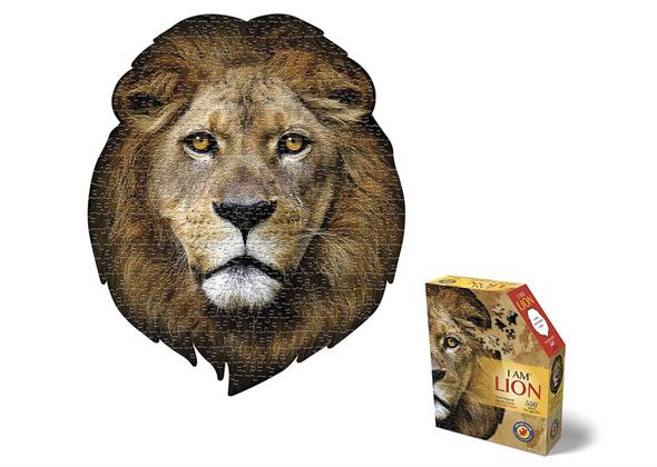 I Am - Leeuw