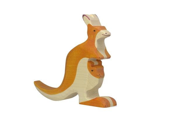 Holztiger Kangaroe 80193