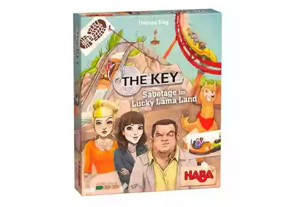 Haba -   The Key - Sabotage in Lucky Lama Land