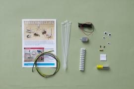 Bibberbeestje bouwpakket