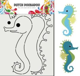 Dutch Doobadoo Card Art Built Up Zeepaard