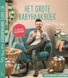 Het Grote Babyhaakboek met Mr. Cey