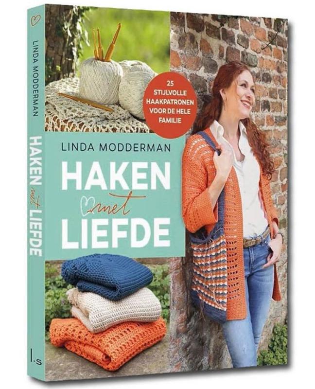 Haken met Liefde van Linda Modderman