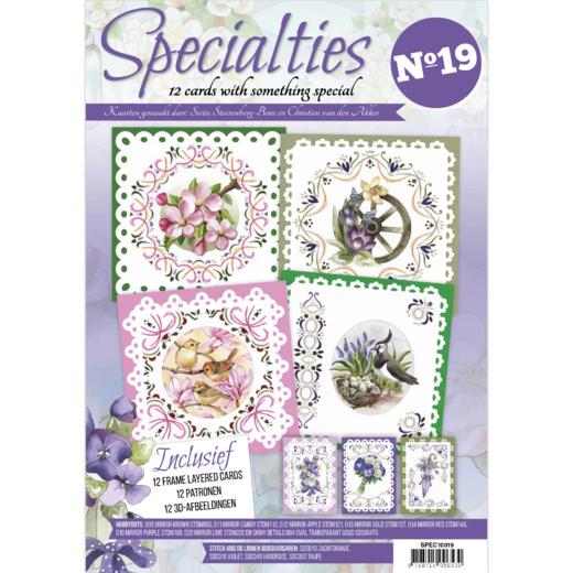 Specialties 19 boek