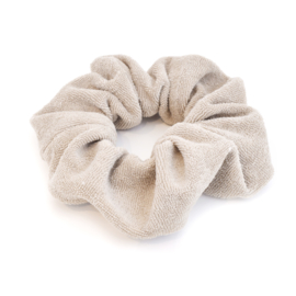 Scrunchie  SPONGE sand