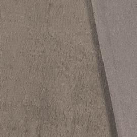 Bamboe Fleece CLAY                 (per meter)