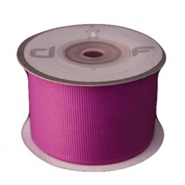 Grosgrain lint Violet 38mm-10m