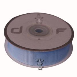 Grosgrain lint Licht blauw 25mm-10m