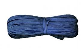 Raffia Hoog Blauw 30m