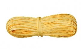 Raffia Geel 30m