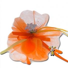 Tule Oranje 10 pakjes van 12st