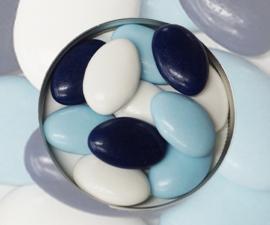 Doopsuiker Blauw mix