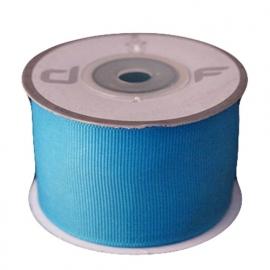Grosgrain lint Blauw 38mm-10m