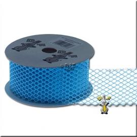 Rete lint Licht blauw 38mm-6m